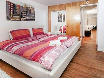Apartments in New York - Superior Times Square Apartments bedroom