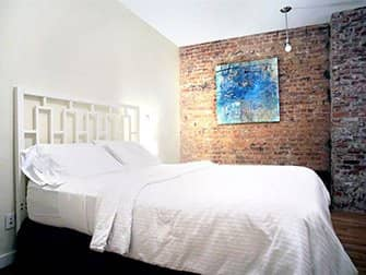 Apartments in New York - Ten15nyc bedroom
