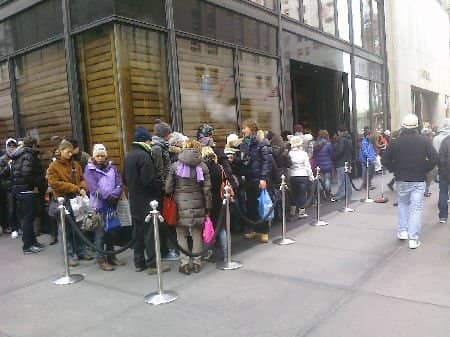 Car Rental Manhattan >> Abercrombie & Fitch Store in New York - NewYorkCity.ca