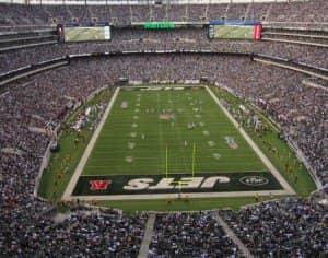 Stadium of the New York Jets