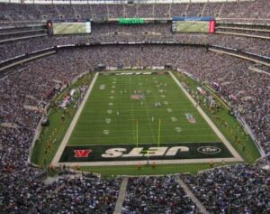 Stadium of the New York Jets