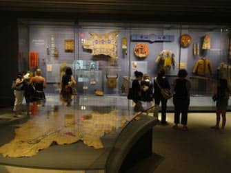 American Indian Museum in NYC - Infinity of Nations