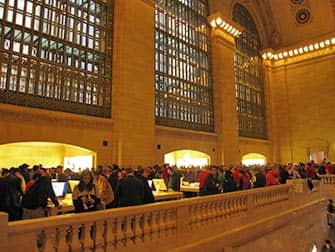 Apple Store at Grand Central in NYC