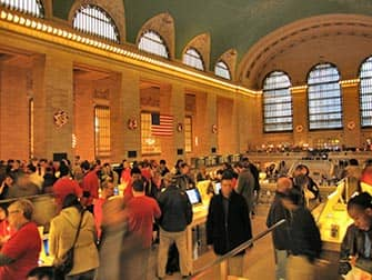 Apple Store at Grand-Central in New York