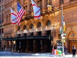 Carnegie Hall in New York