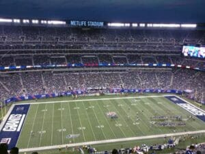 Giants American Football