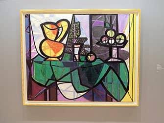 Guggenheim Museum in New York - Picasso