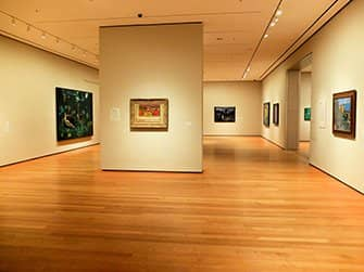 MoMA Museum of Modern Art - VIP Tour Paintings