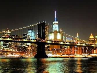 Boat Tour with Dinner Buffet - Manhattan Skyline Bridge