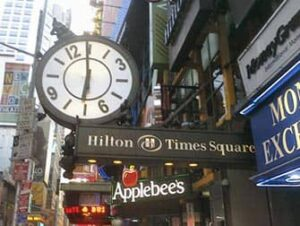 Opening Hours in New York