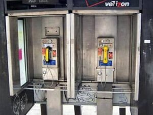 Pay Phones in New York