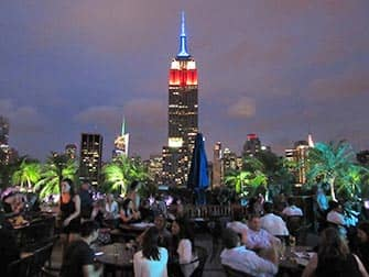 Rooftop Bar in NYC - 230 Fifth and Empire State