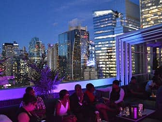 Rooftop Bar in NYC - Skyroom