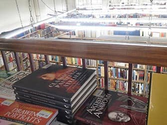 The Strand Bookstore in NYC - Books