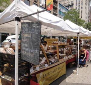 Union Square Market New York