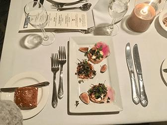 Christmas Eve Dinner Cruises in New York - Dinner