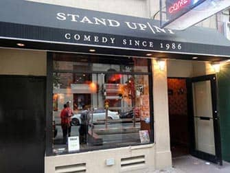 Comedy Club in NYC - Stand Up