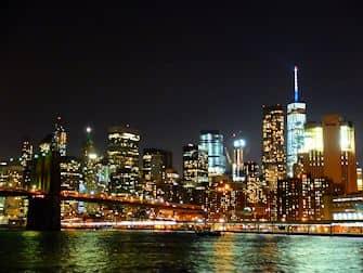 Hudson River Dinner Cruise in New York - Skyline
