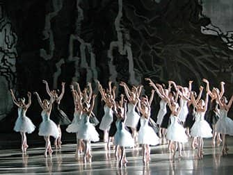 Ballet Tickets in New York - Swan Lake