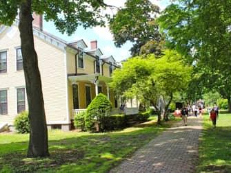 Governors Island Houses New York