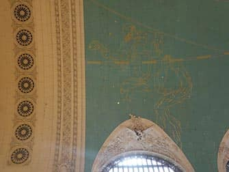 Grand Central Terminal-Astronomical Ceiling