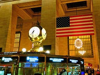 Grand Central Terminal-Clock