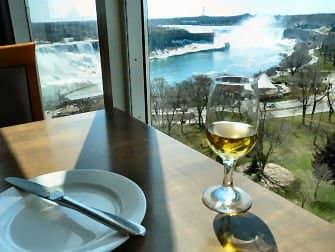 Lunch at Niagara Falls