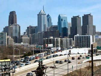Philadelphia and Amish Country Trip - Philadelphia Skyline