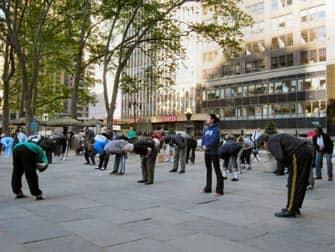 Tai Chi in NYC - Free Classes
