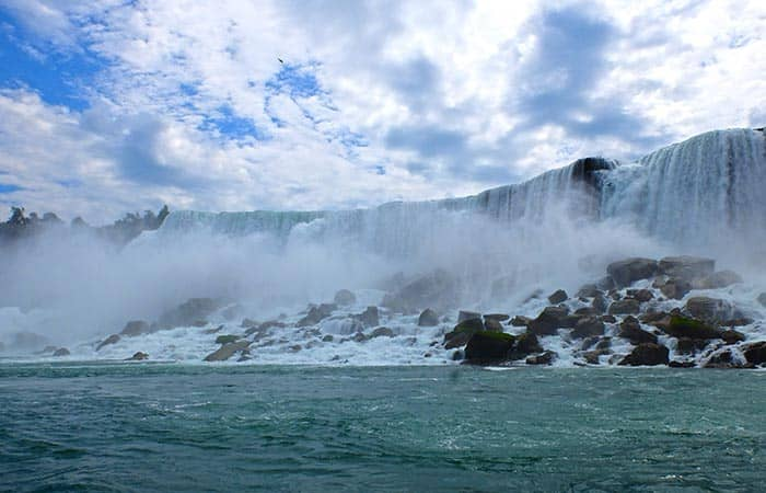 Two Day Niagara Falls Day Trip by Bus - Horseshoe Falls