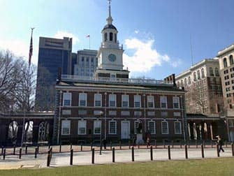 Washington DC 2 Day Trip - Constitution Hall Philadelphia