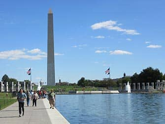 Washington DC 2 Day Trip - Monument