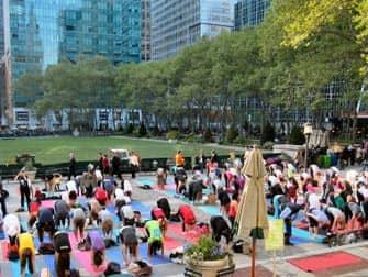 Yoga Classes in NYC - Yogi