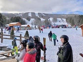 Ski or Snowboard Day trip in New York - Hunter Mountain