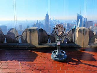 Top of the Rock Tickets - Observatory
