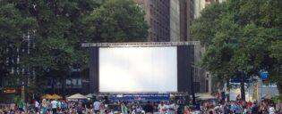 Bryant Park Film Festival