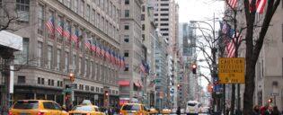 Shopping à la Fifth Avenue