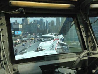 Intrepid Museum in NYC - Planes