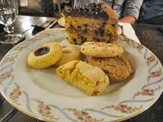 Alices Tea Cup in NYC - Cookies
