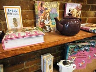 Alices Tea Cup in NYC - Tea Pot