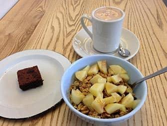 Breakfast in NYC - Healthy