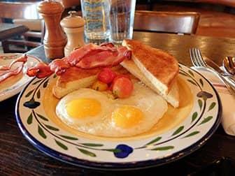 Breakfast in New York - Breakfast at Gemma