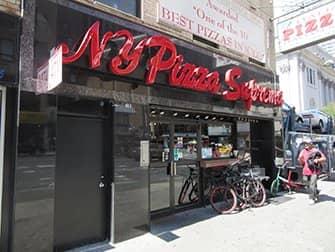 NY Pizza Suprema 413 8th Avenue