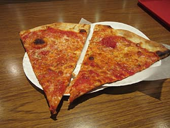 NY `Pizza Suprema Slices