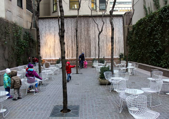 Paley Park New York