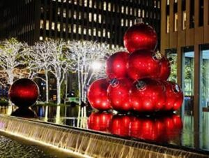 Christmas Season In New York Newyorkcity Ca