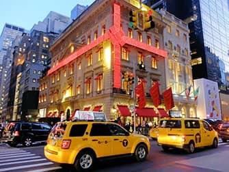 Christmas Season in New York - Cartier