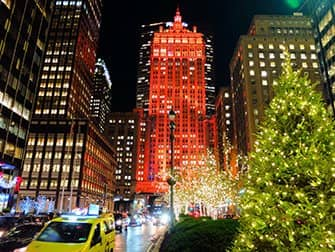 Christmas Season in New York - Decorations