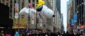 Macy's Thanksgiving Parade in New York