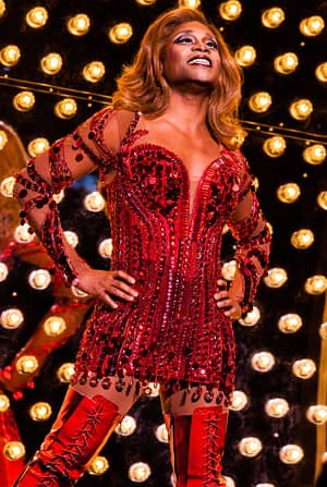 Kinky Boots on Broadway - Lola Drag Queen